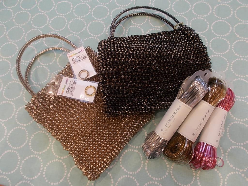 ラメルヘン&手編み
