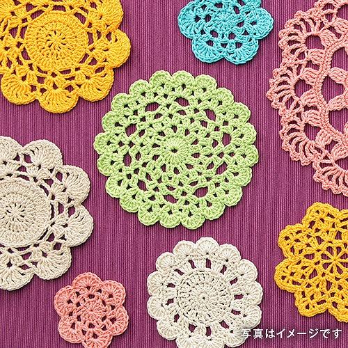 かぎ針編みの基礎