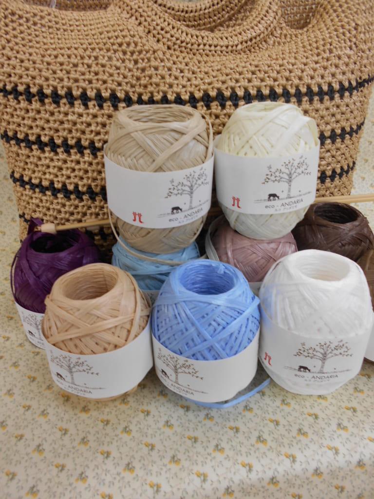 手編み     午前の部