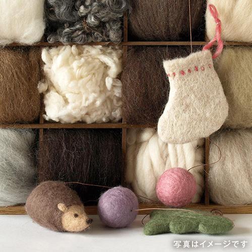 羊毛フェルト ワンポイントアドバイ