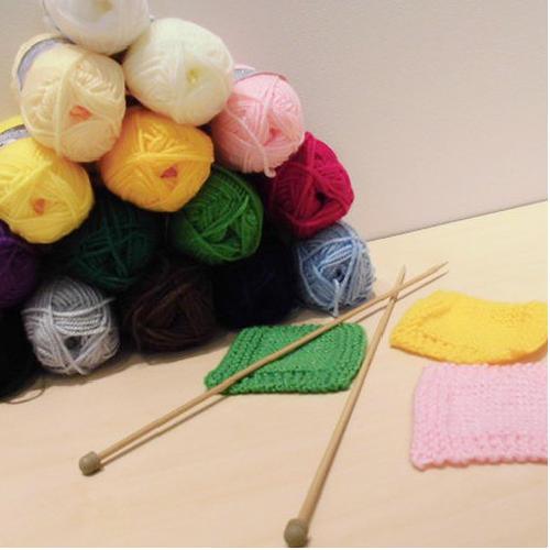 編み物の基本