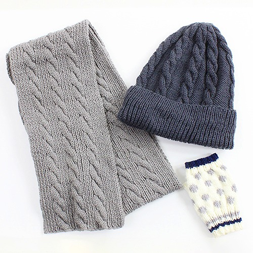 簡単手編み