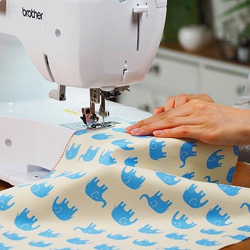 ミシンで簡単縫い物