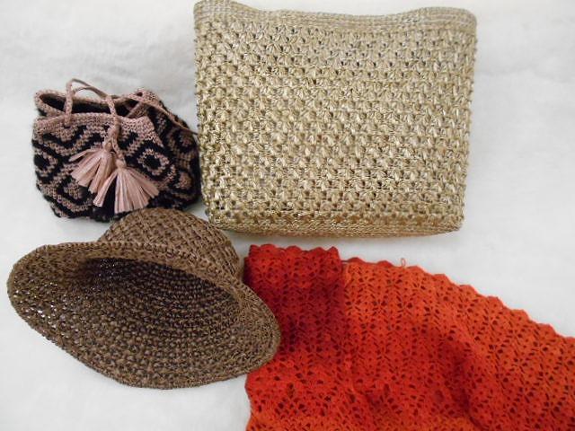 手編み(ハマナカ)    午後の部