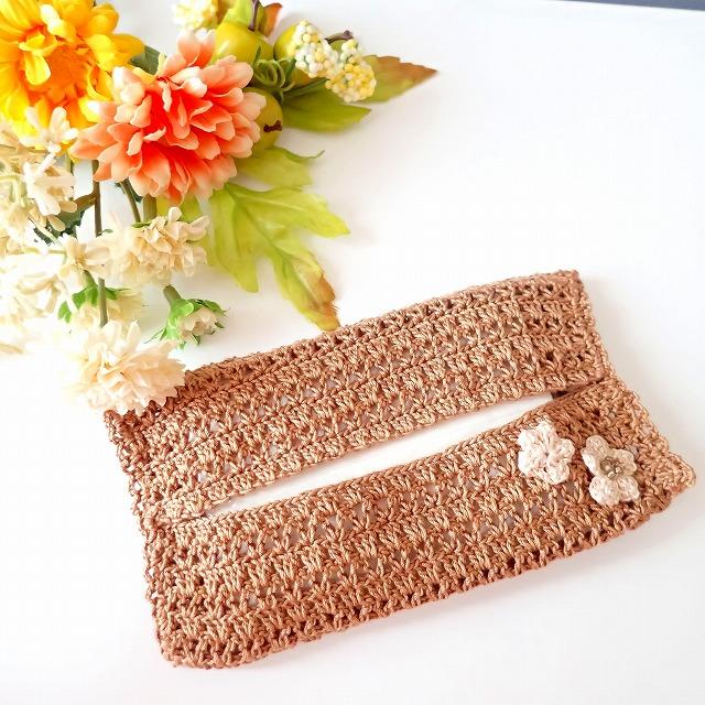 レース編みアクセサリー
