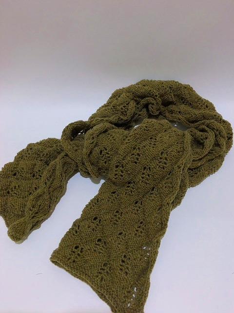 マンセル毛糸作品のワンポイントアドバイス