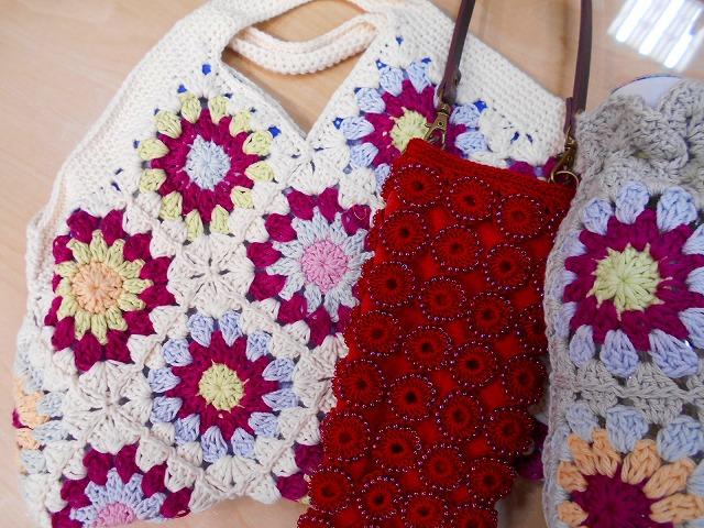 初心者手編み
