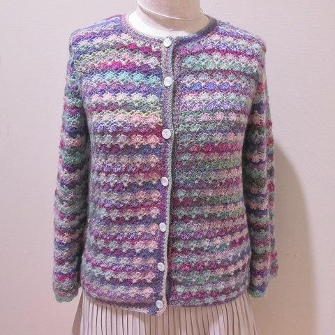 パピー毛糸作品のワンポイントアドバイス