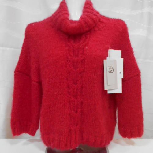 パピー毛糸手編み