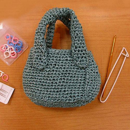 毛糸手編み 【午後の部】