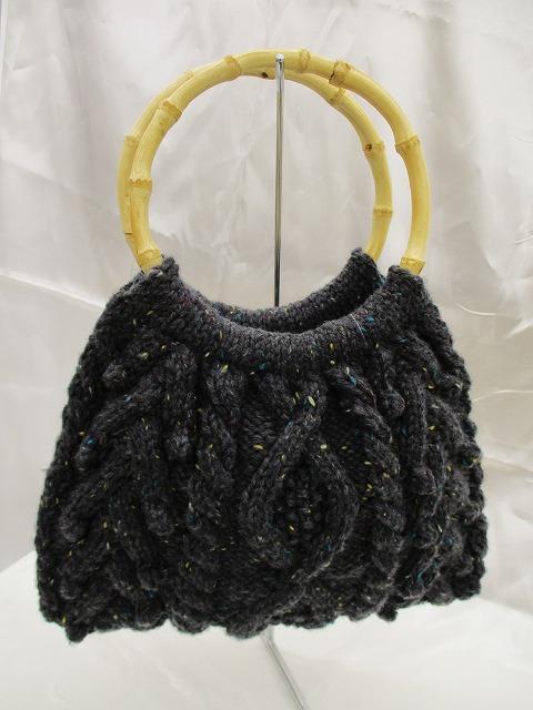 マンセル毛糸手編み
