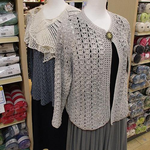 オリジナル毛糸手編み