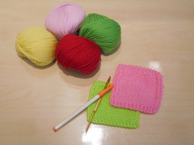 手編み(棒針・かぎ針)