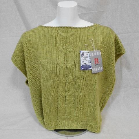 ハマナカ・リッチモア毛糸手編み